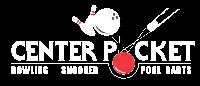 Centerpocket Bowling en Pool Logo